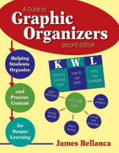 A Guide to Graphic Organizers av James A. Bellanca (Heftet)