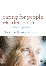 Omslag - Caring for People with Dementia