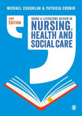 Omslag - Doing a Literature Review in Nursing, Health and Social Care
