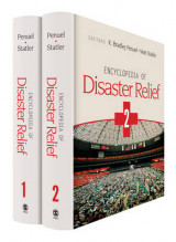Omslag - Encyclopedia of Disaster Relief