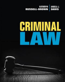 Criminal Law av Katheryn Russell-Brown og Angela J. Davis (Heftet)