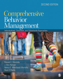 Comprehensive Behavior Management av Nancy E. Marchand-Martella, J. Ron Nelson, Ronald C. Martella og Mark O'Reilly (Heftet)