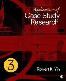 Applications of Case Study Research av Robert K. Yin (Heftet)