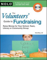 Omslag - The Volunteers' Guide to Fundraising