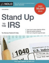 Stand Up to the IRS av Daily (Heftet)