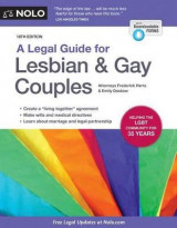 Omslag - A Legal Guide for Lesbian & Gay Couples