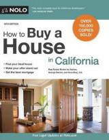 Omslag - How to Buy a House in California