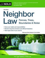 Omslag - Neighbor Law