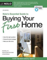 Omslag - Nolo's Essential Guide to Buying Your First Home