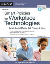 Omslag - Smart Policies for Workplace Technologies