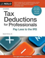Omslag - Tax Deductions for Professionals