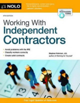 Omslag - Working with Independent Contractors