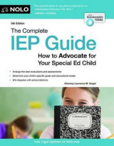 Omslag - The Complete IEP Guide
