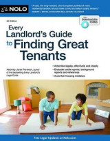 Omslag - Every Landlord's Guide to Finding Great Tenants