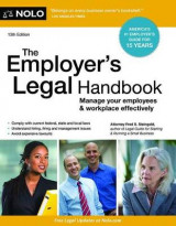 Omslag - The Employer's Legal Handbook