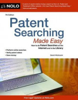 Omslag - Patent Searching Made Easy