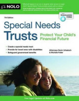 Omslag - Special Needs Trusts