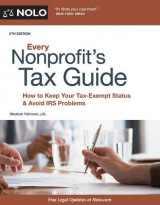 Omslag - Every Nonprofit's Tax Guide