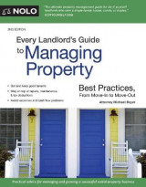 Omslag - Every Landlord's Guide to Managing Property