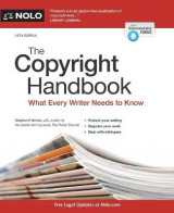 Omslag - The Copyright Handbook