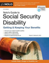 Omslag - Nolo's Guide to Social Security Disability