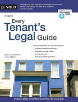 Omslag - Every Tenant's Legal Guide