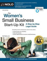 Omslag - The Women's Small Business Start-Up Kit