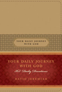 Your Daily Journey with God av Dr David Jeremiah (Heftet)