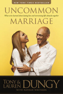 Uncommon Marriage av Tony Dungy og Lauren Dungy (Heftet)