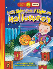 Let's Shine Jesus' Light on Halloween av Diane Stortz (Heftet)