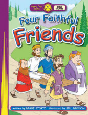 Four Faithful Friends av Diane Stortz (Heftet)