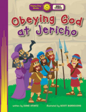 Obeying God at Jericho av Diane Stortz (Heftet)