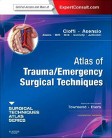 Omslag - Atlas of Trauma/Emergency Surgical Techniques