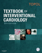 Textbook of Interventional Cardiology av Paul S. Teirstein og Eric J. Topol (Blandet mediaprodukt)