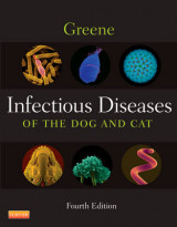 Omslag - Infectious Diseases of the Dog and Cat