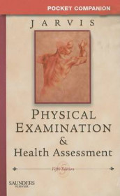 Pocket Companion for Physical Examination & Health Assessment - Text and E-Book Package av Carolyn Jarvis (Blandet mediaprodukt)