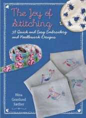 The Joy of Stitching av Nina Granlund Saether (Heftet)