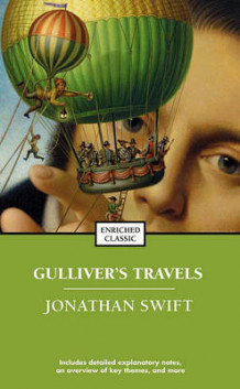 Gulliver's Travels and a Modest Proposal av Jonathan Swift (Heftet)