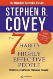 7 Habits Of Highly Effective People av Stephen R. Covey (Heftet)