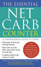 The Essential Net Carb Counter av Maggie Robinson (Heftet)