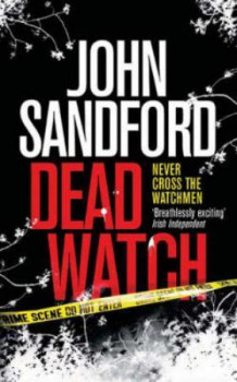 Dead watch av John Sandford (Heftet)