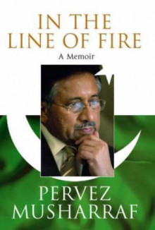 In the line of fire av Pervez Musharraf (Heftet)