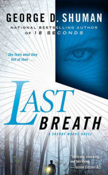 Last breath av George Shuman (Heftet)