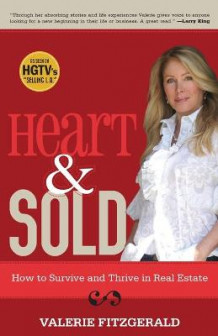 Heart and Sold av Valerie Fitzgerald (Innbundet)