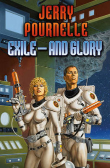 Exile and Glory av Jerry Pournelle (Innbundet)
