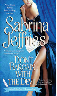 Don't Bargain With the Devil av Sabrina Jeffries (Heftet)