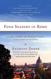 Four Seasons in Rome av Anthony Doerr (Heftet)