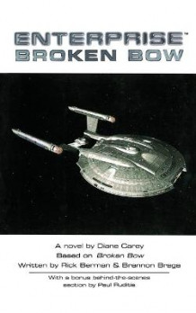 Broken Bow av Diane Carey (Heftet)