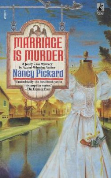 Marriage is Murder av Nancy Pickard (Heftet)