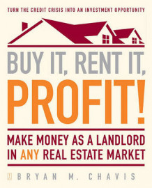 Buy It, Rent It, Profit! av Bryan M Chavis (Heftet)